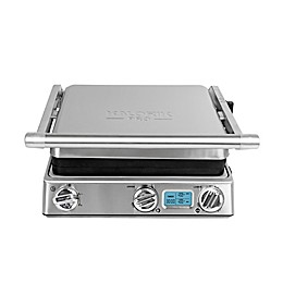 Kalorik® Pro Digital 6-in-1 Contact Grill & Panini Press