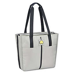 DELSEY PARIS Dailys Ladies Tote with 14-Inch Laptop Sleeve in Grey
