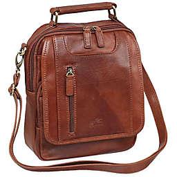 Mancini Arizona Large Unisex Leather Bag
