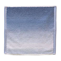 Wamsutta® Collective Ombre Washcloth in Blue