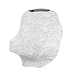 aden + anais® Comfort Knit 6-in-1 Cover in Zebra Plant