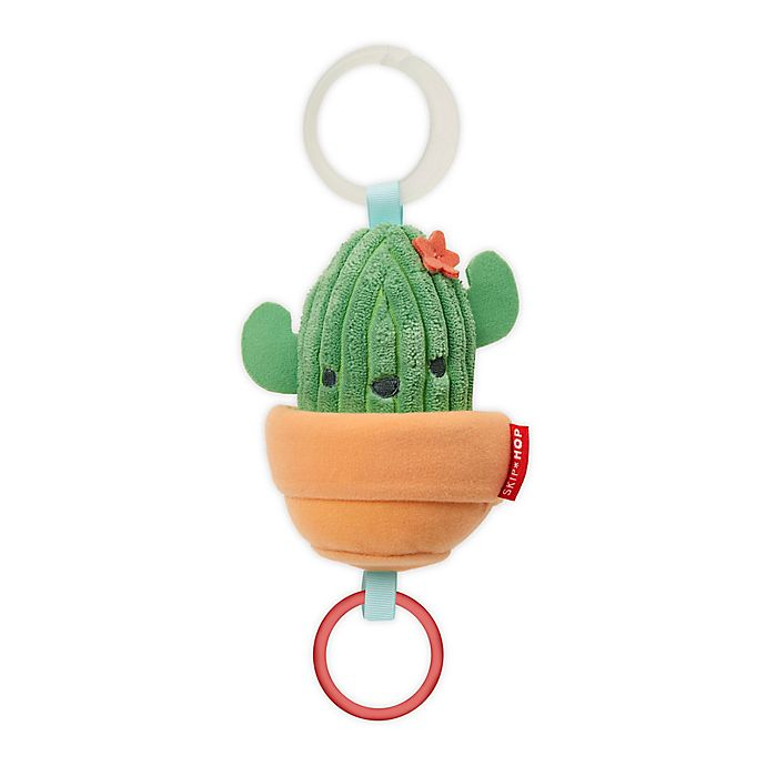 Alternate image 1 for SKIP*HOP® Farmstand Jitter Cactus Activity Toy