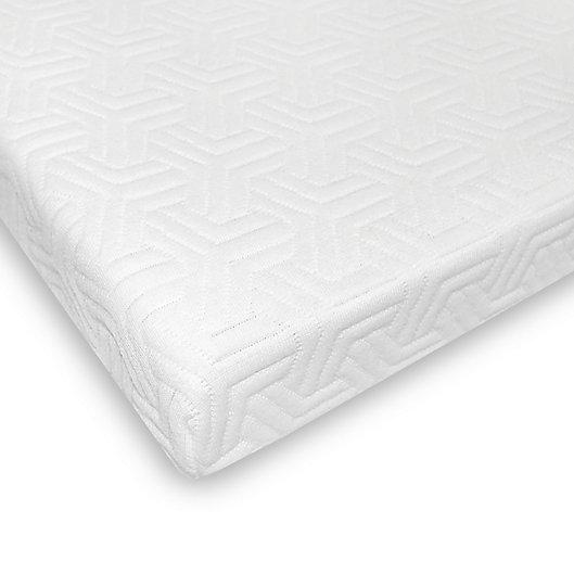 Alternate image 1 for SensorPEDIC® 2-Inch Prime Memory Foam Queen Mattress Topper