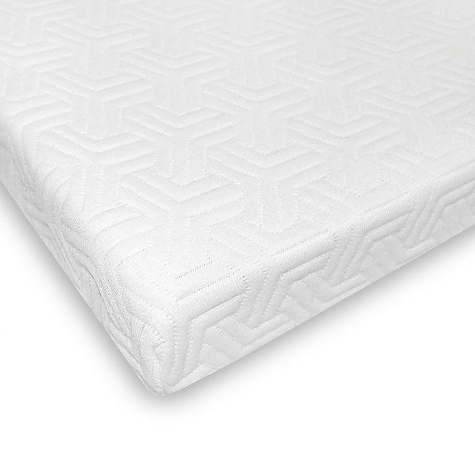 Alternate image 1 for SensorPEDIC® 2-Inch Prime Memory Foam Mattress Topper
