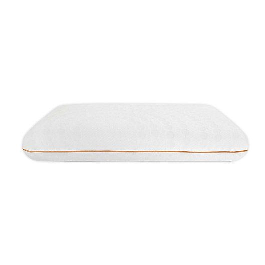 Alternate image 1 for SensorPEDIC Soothing Frankincense Infused Memory Foam Pillow