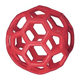 Hol-ee Roller® Medium Dog Toy in Red