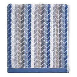 Chevron Tile Hand Towel