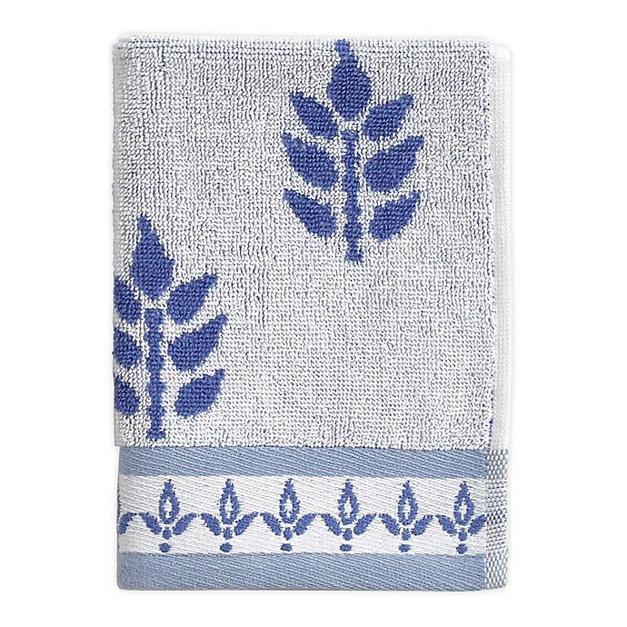 Alternate image 1 for Block Print Hand Towel