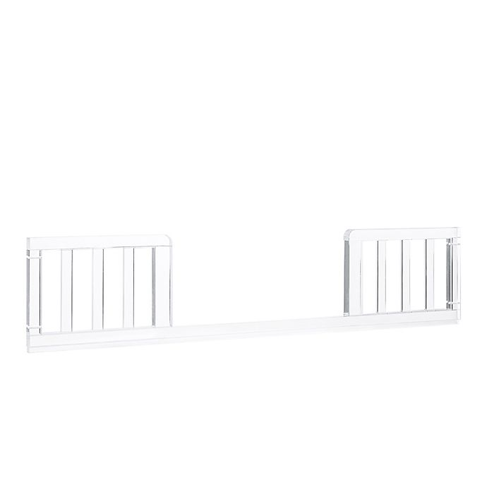 Alternate image 1 for Nursery Works™ Luma Acrylic Toddler Bed Conversion Kit