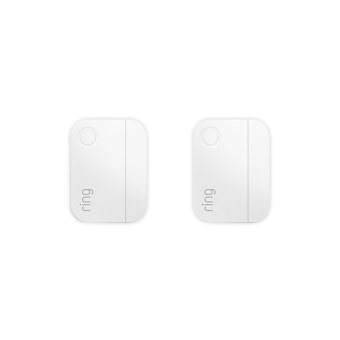 Alternate image 1 for Ring 2-Pack Alarm Contact Sensors in White