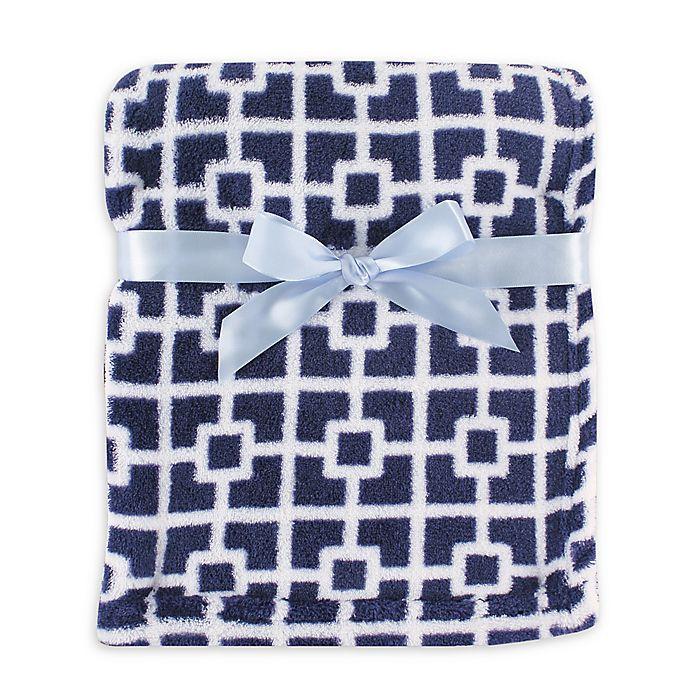 Alternate image 1 for Luvable Friends® Coral Fleece Blanket