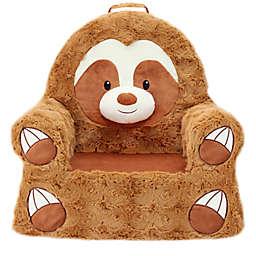 Soft Landing™ Premium Sweet Seats™ Sloth Chair in Brown