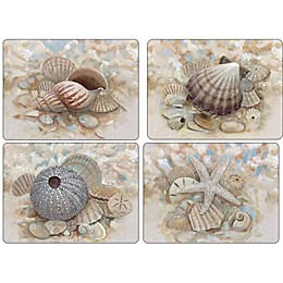 Pimpernel Beach Prize Placemats (Set of 4)