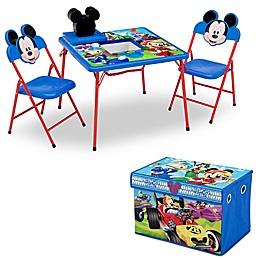 Delta Children Disney® Mickey Mouse 4-Piece Kids Furniture Set