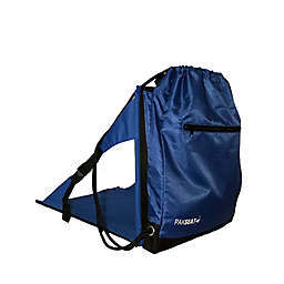 PakSeat 2N1 Backpack & Seat in Blue