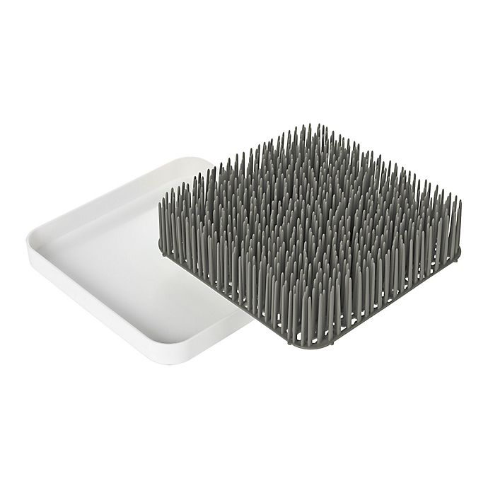 Alternate image 1 for Boon GRASS Drying Rack in Gray