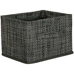 Parker Storage Basket in Grey