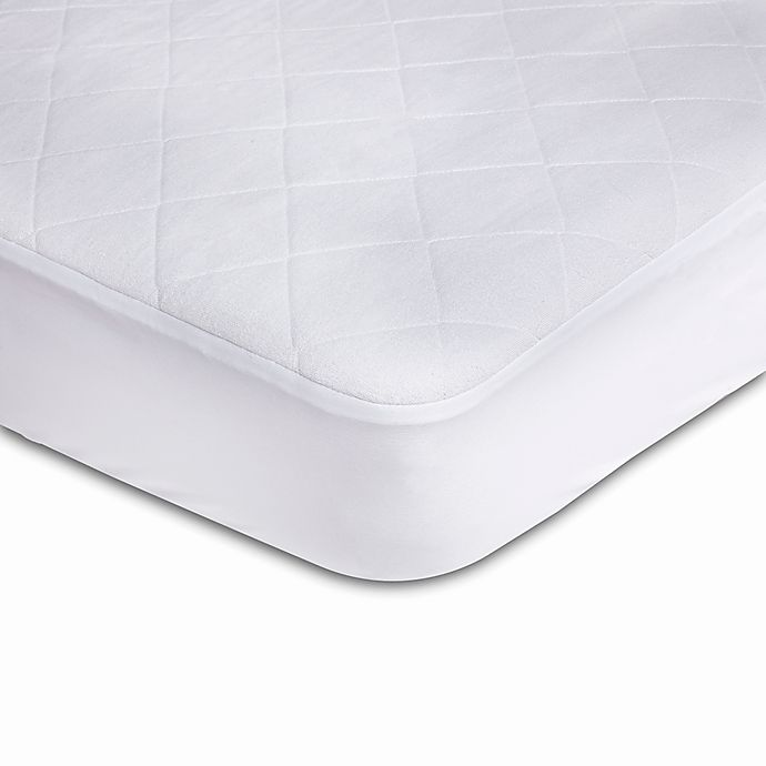 Alternate image 1 for Breathablebaby™ Max Comfort Mattress Pad