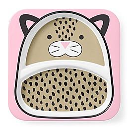 SKIP*HOP® Leopard Divided Plate