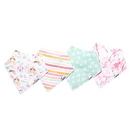 Copper Pearl™ 4-Pack Enchanted Bandana Bibs