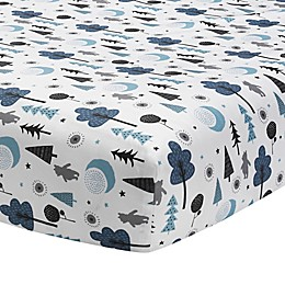 Lambs & Ivy® Forever Pooh Fitted Crib Sheet