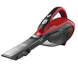 Black & Decker™ Cordless Lithium Hand Vacuum  in Chili Red