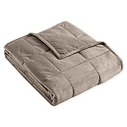 Quilted 12 lb. Weighted Blanket