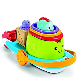 Fisher-Price® Stackin' Tub Time Boat