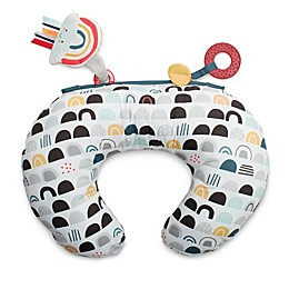 Boppy® Black & White Rainbow Tummy Time Pillow
