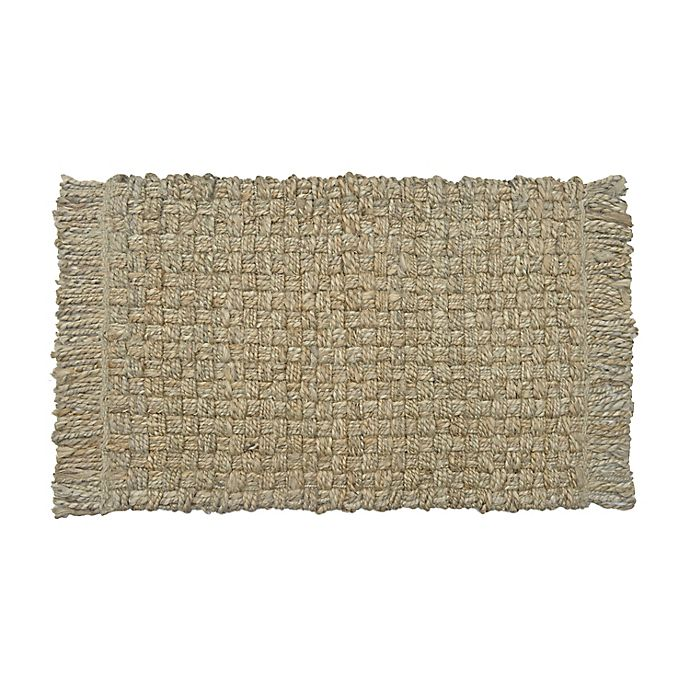 Alternate image 1 for Bee & Willow™ Home Woodbury Handcrafted Rug in Natural