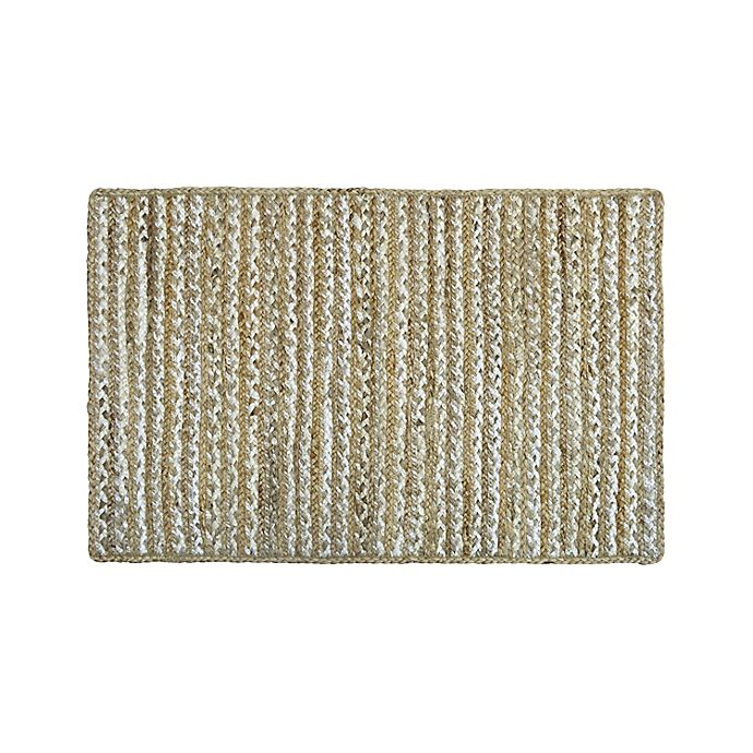 Alternate image 1 for Bee & Willow™ Home Grady Handcrafted Rug in Almond