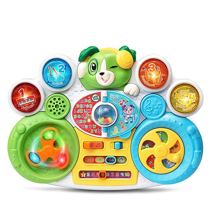 Alternate image 1 for LeapFrog® Learn & Groove® Mixmaster Scout™