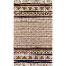 Momeni® Esme Geometric Area Rug in Ivory