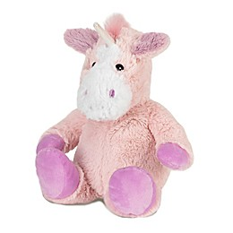 Warmies® Plush Unicorn in Pink