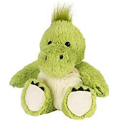 Warmies® Plush Dinosaur in Green