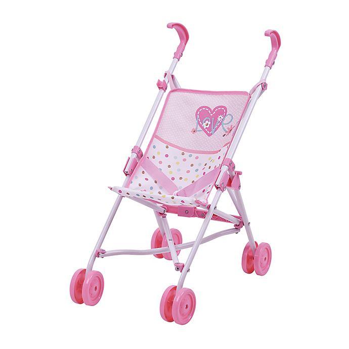 Alternate image 1 for Hauk Baby Doll Umbrella Stroller