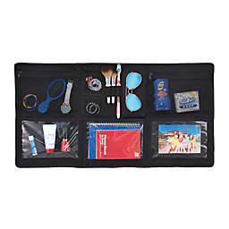 Mercury Luggage/Seward Trunk Lid Organizer in Black