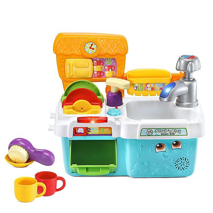 Alternate image 1 for LeapFrog® Scrub 'n Play Smart Sink™