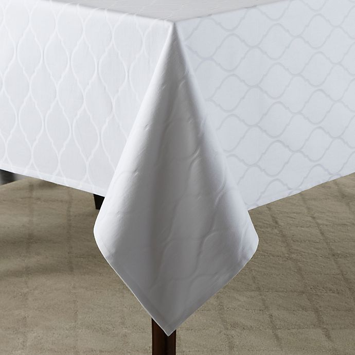 Alternate image 1 for Wamsutta® Milano 70-Inch x 144-Inch Oblong Tablecloth