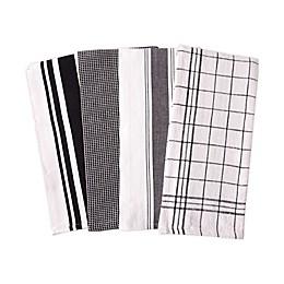 Artisanal Kitchen Supply® Flat Kitchen Towels (Set of 4)