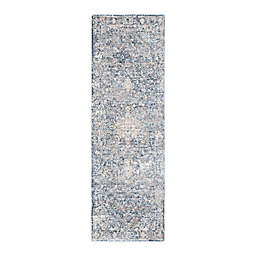 Bee & Willow™ Home Everlane 2'3 x 7' Runner in Blue