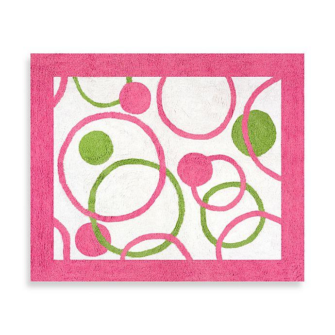 Sweet Jojo Designs Mod Circles 30-Inch X 36-Inch Accent