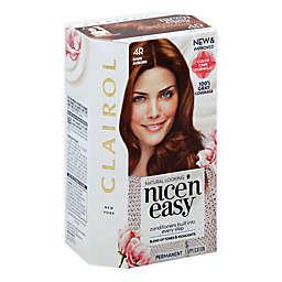 Clairol® Nice 'N Easy Dark Auburn 4R Hair Coloring