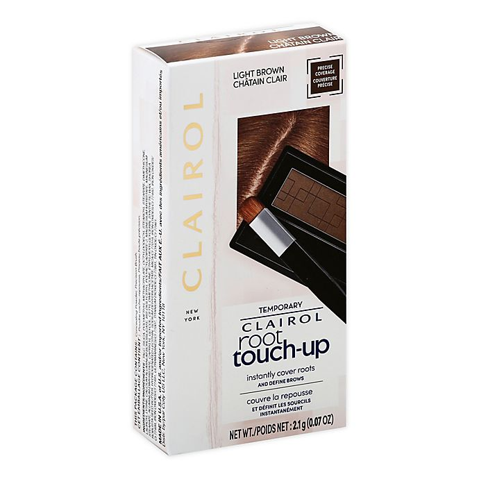 Alternate image 1 for Clairol® Light Brown Temporary Root Touch Up Concealing Powder
