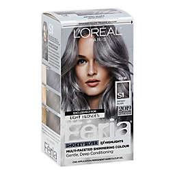 L'Oreal® Paris Feria® Smokey Silver Permanent Hair Color in S1 Smokey Silver