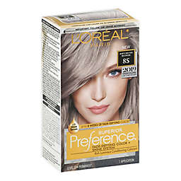 L'Oréal Superior Preference Permanent Hair Coloring in 8S Soft Silver Blonde