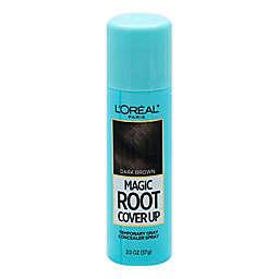 L'Oréal® Paris Magic Root Cover Up Gray Concealer Spray in Dark Brown
