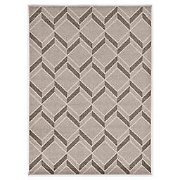 KAS Lucia Herringbone Indoor/Outdoor Rug