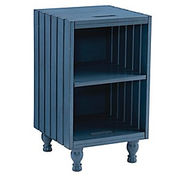 Powell Elkan Crate Accent Table