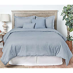 C&F Home Oxford 4-Piece Comforter Set in Blue
